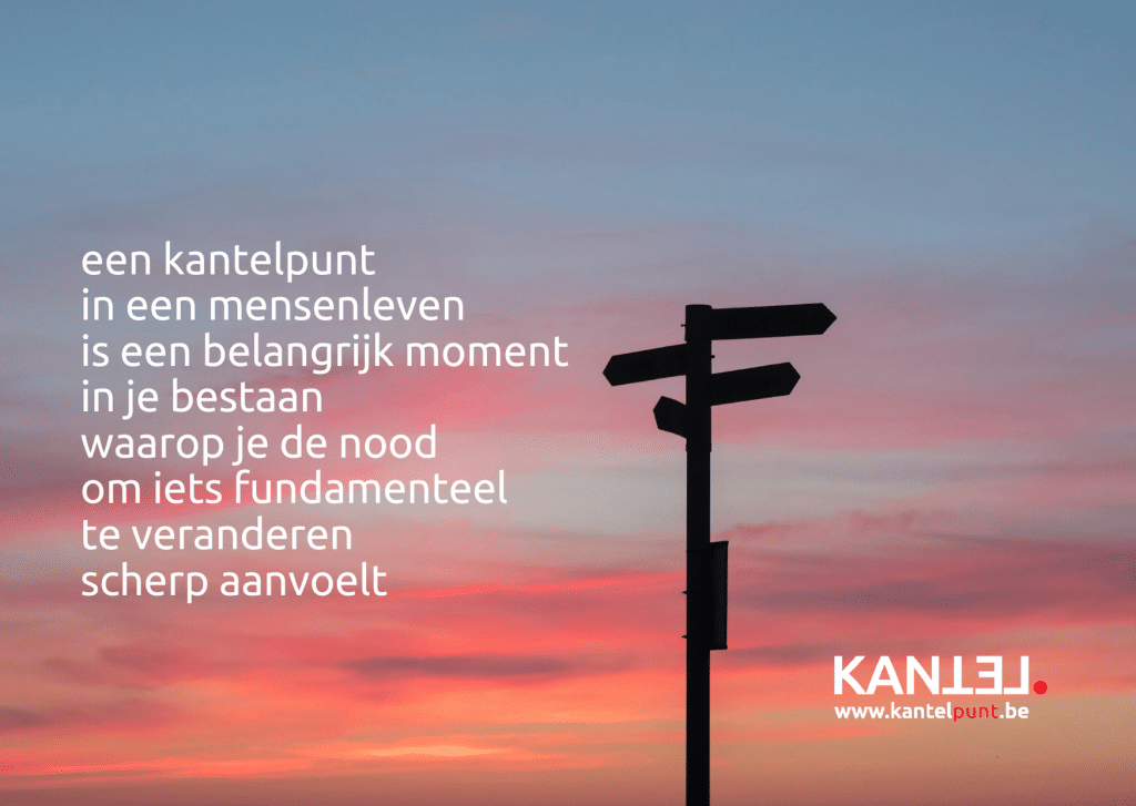 Wat is een kantelpunt? - https://www.kantel.be/2020/12/wat-is-een-kantelpunt/
